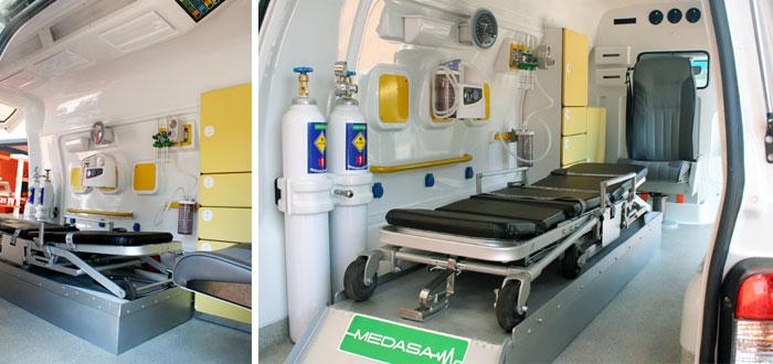 پروتوتایپ آمبولانس