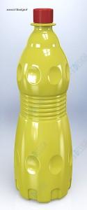 بطری روغن مایع